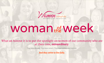 Woman of the Week Pierrette Raymond